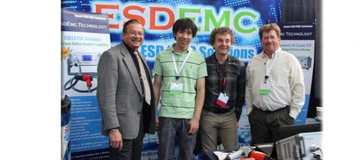 ESDEMC People @ 2012 IEEE EMC Symposium