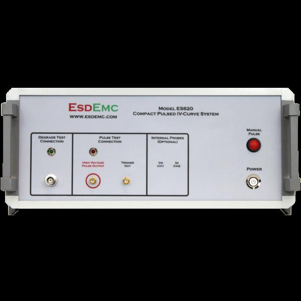 ES620 Pulsed IV-Curve System ( TLP / VF-TLP / HBM / Surge )