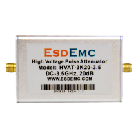HVAT-3K Series High Voltage Pulse Attenuator (DC-3.5GHz, Up to 3kV)