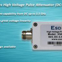 HVAT-5K 系列高压脉冲衰减器