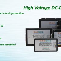 High Voltage DC-DC Supply Modules