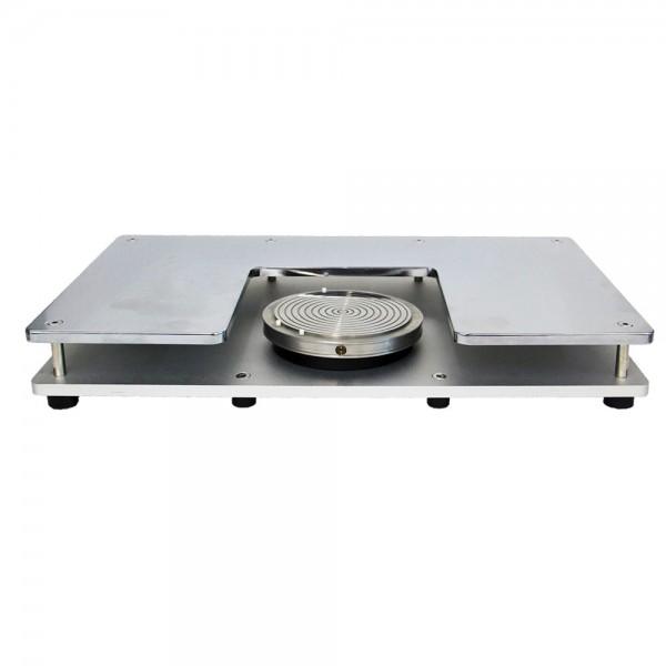 Flexible manual wafer probe station