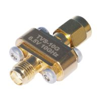 TVS-10G Transient Voltage Suppressor, DC-10GHz