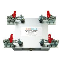 EM601-6 IC 带状线 TEM 小室(DC-6 GHz,5kV 脉冲)